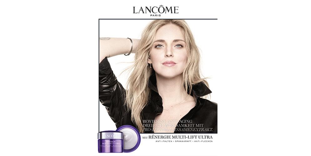 Ihr Geschenk von Lancôme